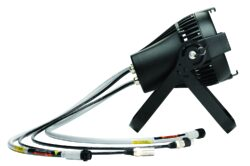 D60 Studio Tungsten 3000K Fixture, Black(7410A1606-0X)