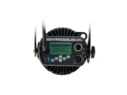 Desire CE D22 Lustr+ Portable Fixture, Schuko, Black(7411A1250-0S)