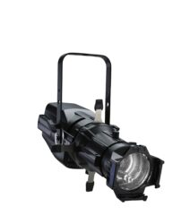 ColorSource Spot Light Engine w. Barrel, XLR, Black - LED fixture type SPOT by ETC.
