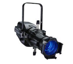 ColorSource Spot Deep Blue Light Engine w. Barrel, XLR, Black(7413A1241)