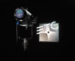 Source Four CE LED Studio HD w. Shutter Barrel, Black - LED svítidlo od firmy ETC.