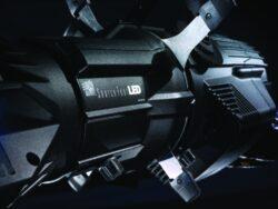 Source Four CE LED Daylight w. Shutter Barrel, Black(7460A1271)