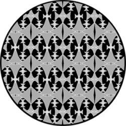 gobo 82772 - Diamond Pattern-Glass GOBO with pattern.