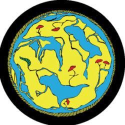gobo 86609 - World Map