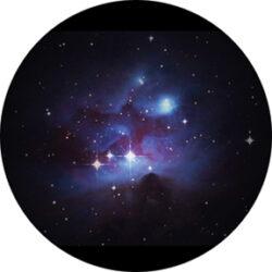 gobo 86666 - Bright Nebula-Skleněné Gobo se vzorem.